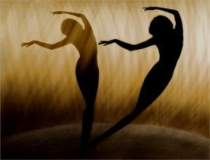 Танец позволяет выразить то, что словами выразить нельзя